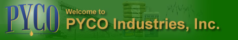 PYCO Industries, Inc. - Welcome